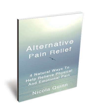 Alternative Pain Relief by Nicola Quinn