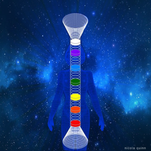 Tachyon Vertical Chakra Alignment